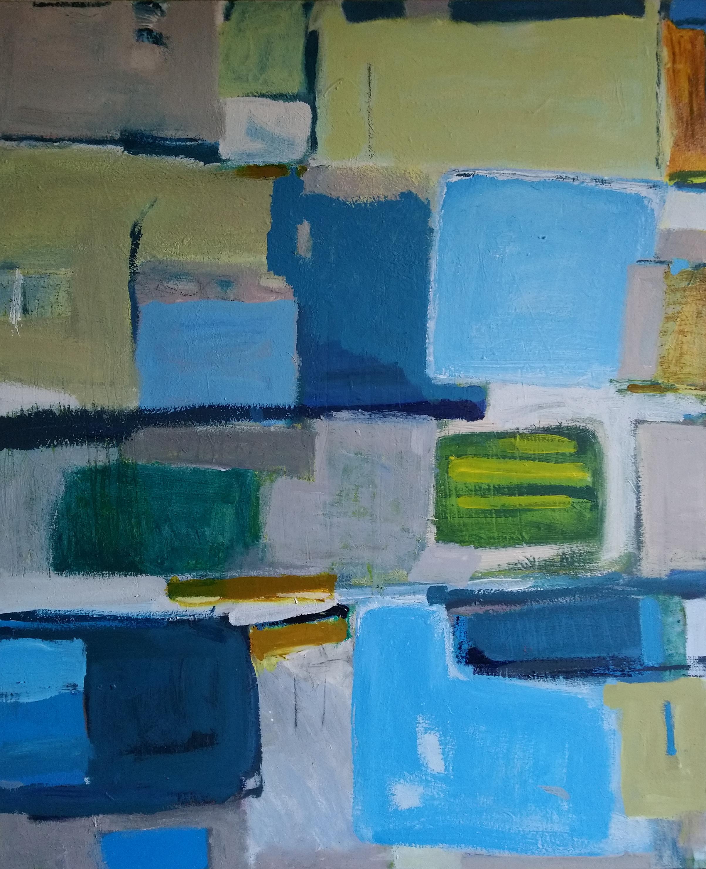 schilderij, 2e W.O.,